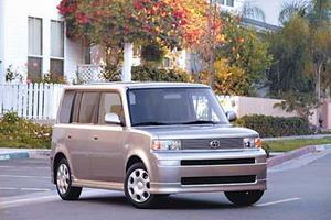 美国媒体评出10大廉价酷车丰田ScionxB受称道
