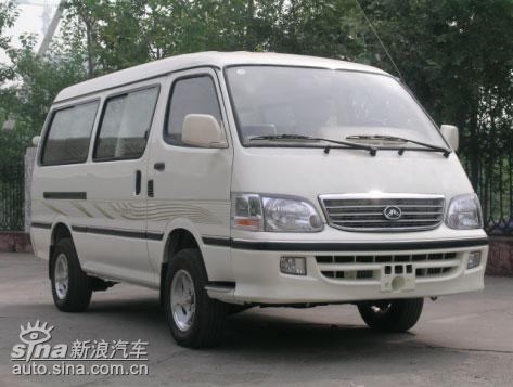 北汽京城海狮面包车全国上市 性价比优势大(图)