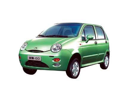 图为奇瑞QQ车型图片-2006元旦小学生购车攻略 车不在好有就行高清图片