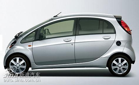 三菱微型车i在日本持续旺销已经售出万台(图)