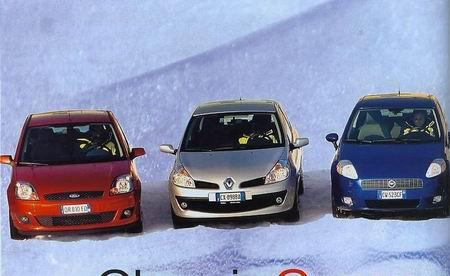 奥运大比拼对比测试六款轿车