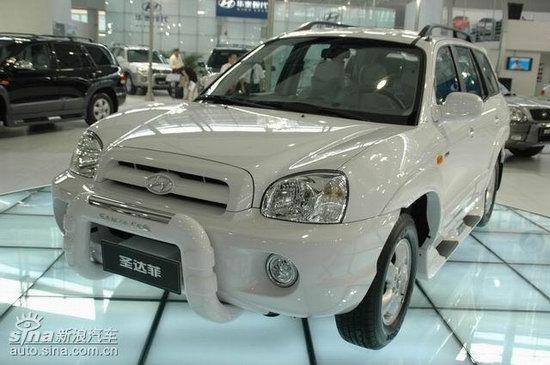 圣达菲将上市2.0柴油版2.7汽油版同售19.98万