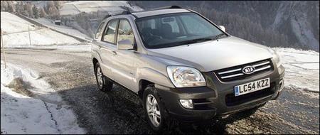 起亚国产SUV狮跑10月上市预售价16-23万