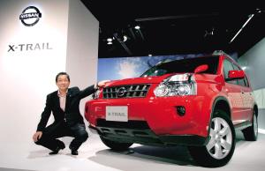 日产发布SUV主力车型奇骏售价区间13-17万