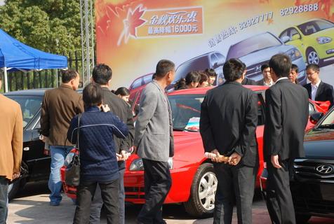 """[温岭]汽车销售市场的""""半边天"""""""