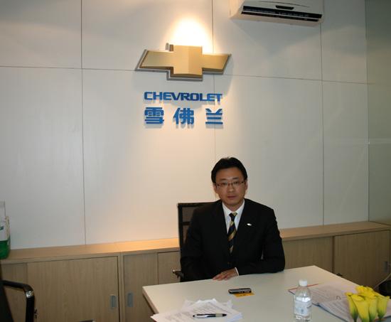 上海通用雪佛兰品牌总监:明年推出3.2L科帕奇