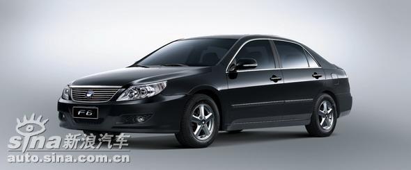 比亚迪F6本月底上市定价预计12万-15万元之间