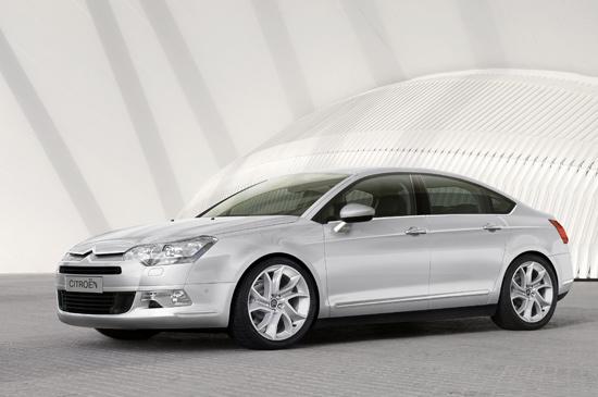 新C5即将国产东风雪铁龙品牌提升计划全面提速