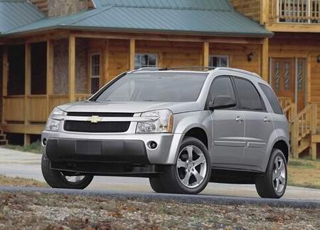 通用测试氢燃料电池车雪佛兰Equinox有望进口