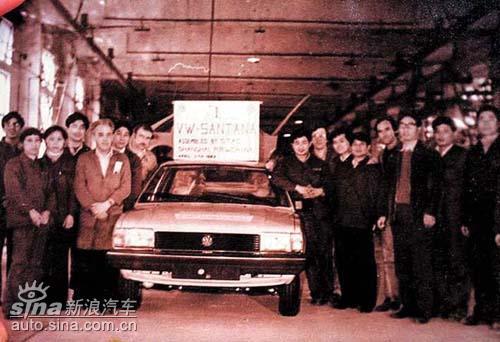 中国式常青藤-桑塔纳2000/3000/志俊vista