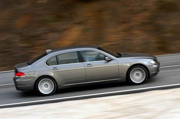 宝马730Li经典版在中国开始销售售价94.6万元