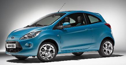 福特欲在美国市场推出新款欧版Ka年底上市(图)