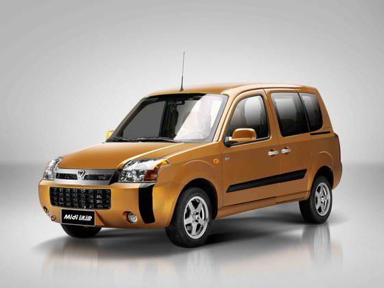 Midi迷迪成为中国第四车型CDV的标杆