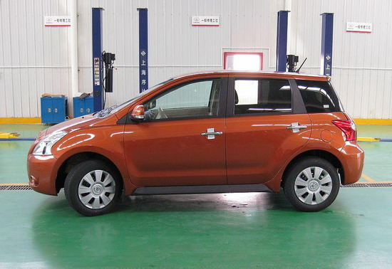 长城炫丽1.3L车型到店定金1000元预计售6万