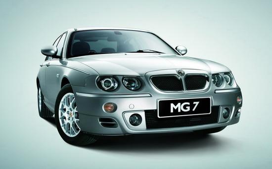 名爵MG7自动挡狂降2.2万MG3SW最低八八折