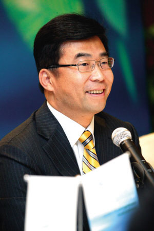 上海通用总经理丁磊:通用电动车很快驶入中国