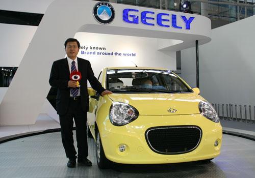 另眼看吉利:中国汽车产业08年寒冬车市的亮点