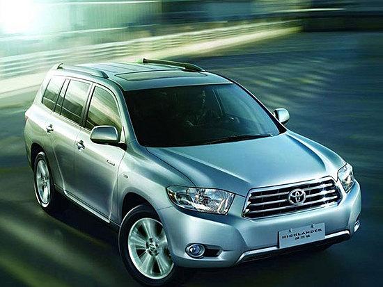 丰田汉兰达全系优惠3万元最低售43.3万元