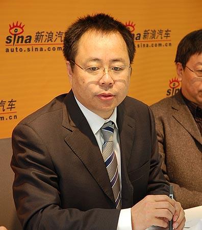 李峰接替李洪炉出任北京现代常务副总经理