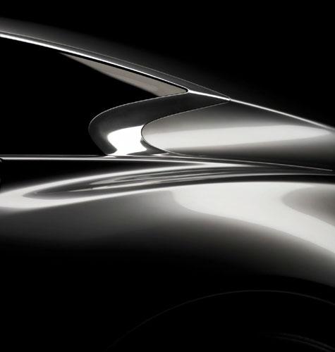英菲尼迪Essence概念车将亮相日内瓦车展