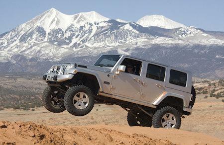 Jeep罗宾汉即将到店曾登上海拔6,646米高山