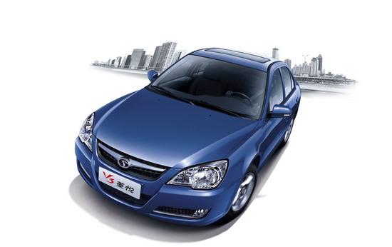 小排量乘用车增长5.2%V3菱悦取得阶段性胜利