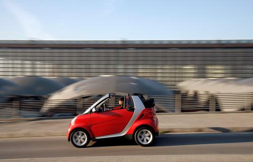 奔驰Smart4月8日上市四款车型预售16万-21万