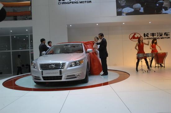 长丰汽车进军乘用车全领域2款新车全球首发