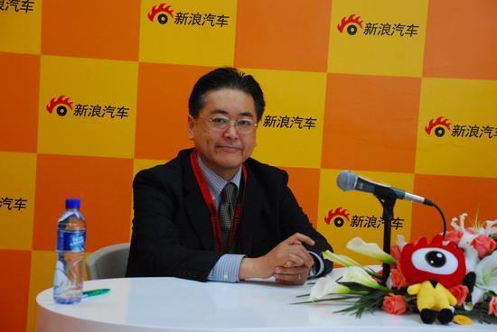 长安马自达总经理藤桥稔:今年计划销量6万台
