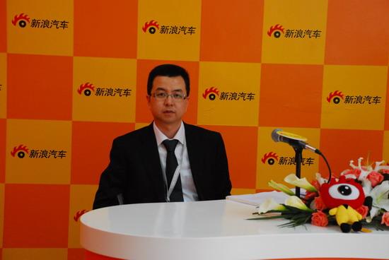 上海大众公关经理庄宇:帕萨特新领驭近期上市