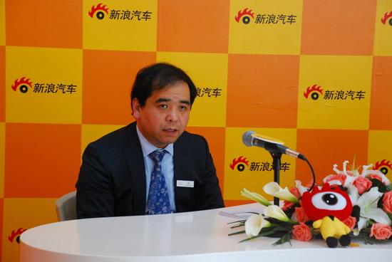 北奔执行副总司卫:新E级明年下半年投产