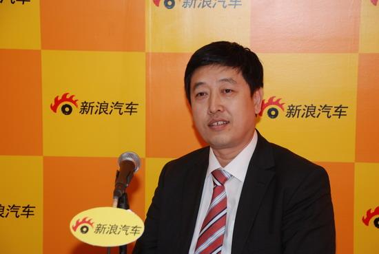 哈飞张海行:中航整合汽车领域有自己的目的