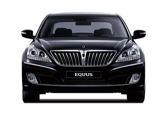 现代首次将豪华品牌引入北美试卖100台Equus