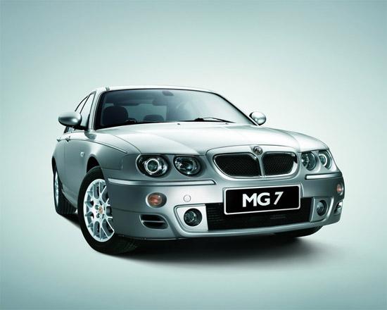 MG7现金优惠升至1.8万元购车再送3000元装潢