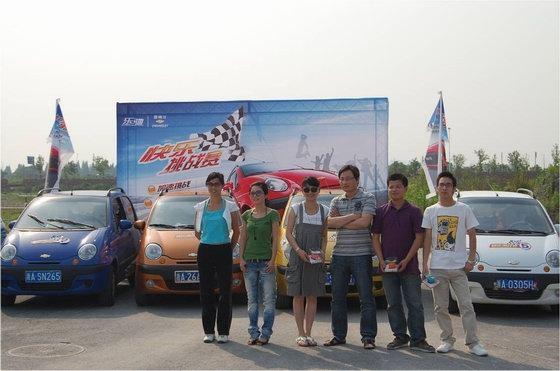 乐驰高性能挑战赛:体验微轿中的GTI