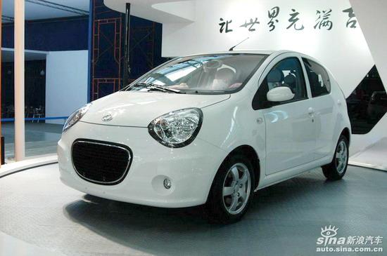 吉利熊猫最高优惠5000元自动档车型本月进京
