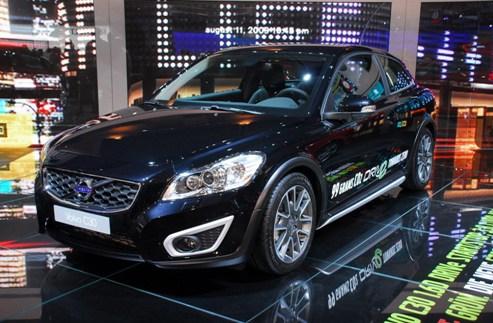 沃尔沃C30DRIVe环保柴油车将亮相广州车展