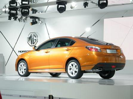 探究车界未来趋势MG6打造中级车新基准
