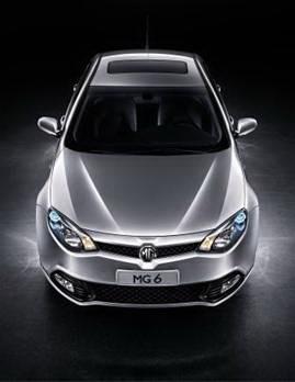 Fastback亮点频现MG6堪称新基准中级车