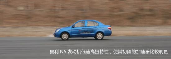 N5来自NBC平台搭载自主1.3升引擎