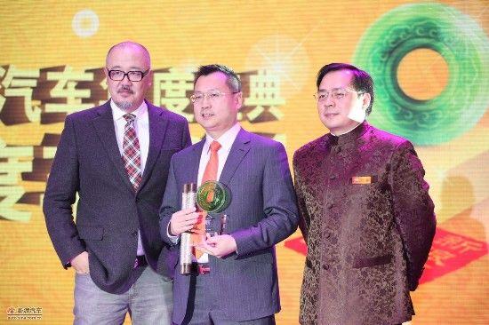 年度豪华车奖:北京奔驰长轴距E级
