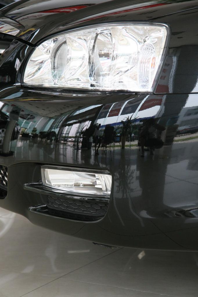 北京现代07款三厢伊兰特前大灯