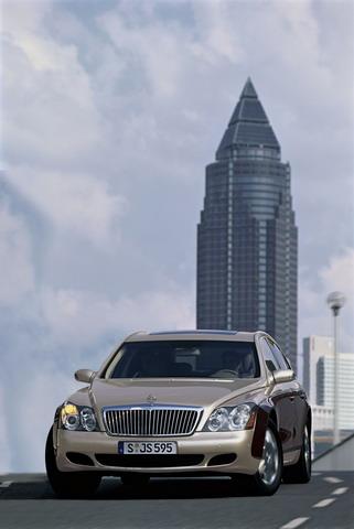 迈巴赫品牌也体现了世界上最悠久和最具创造力的汽车制造商戴姆勒-