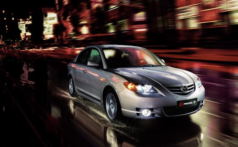 新Mazda3外观