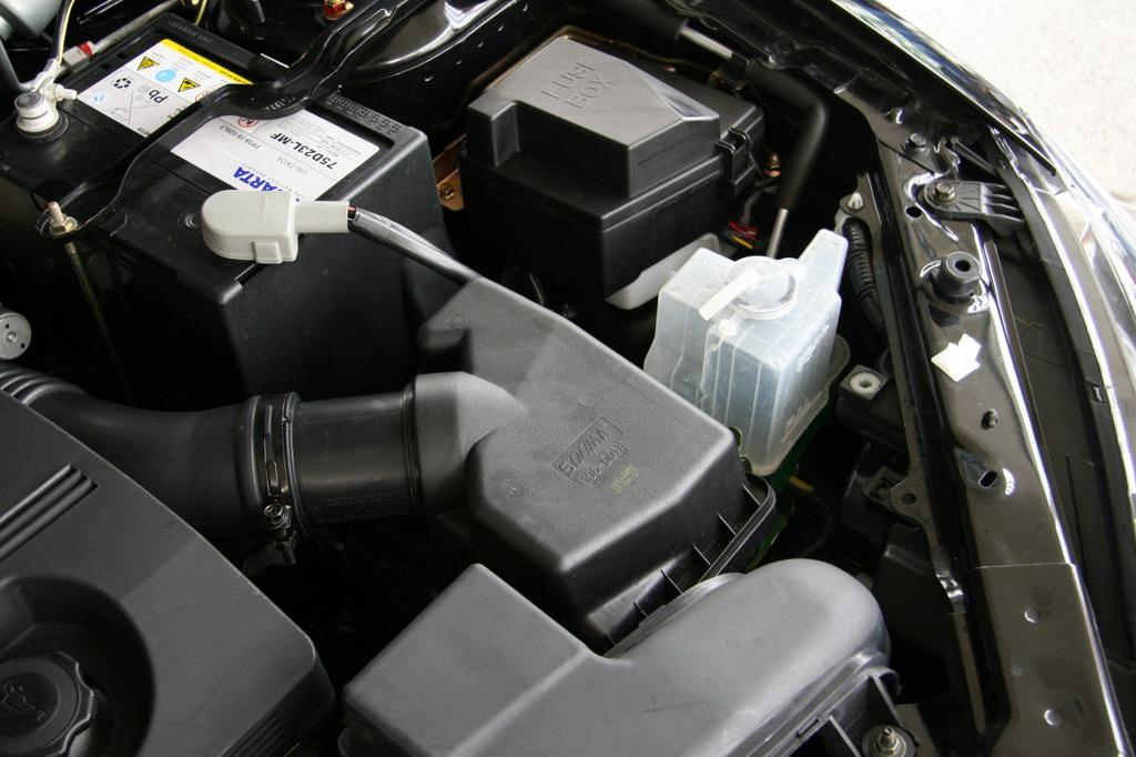 海马汽车海马3发动机