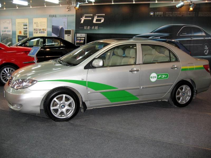 各界的瞩目下,比亚迪汽车在深圳隆重举行比亚迪汽车深圳现代化生高清图片