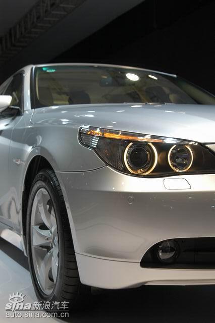 宝马新5系Li车型图片