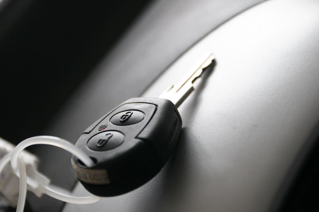 奇瑞QQ3车钥匙