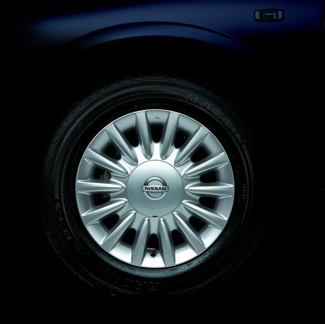 2004款阳光轮胎
