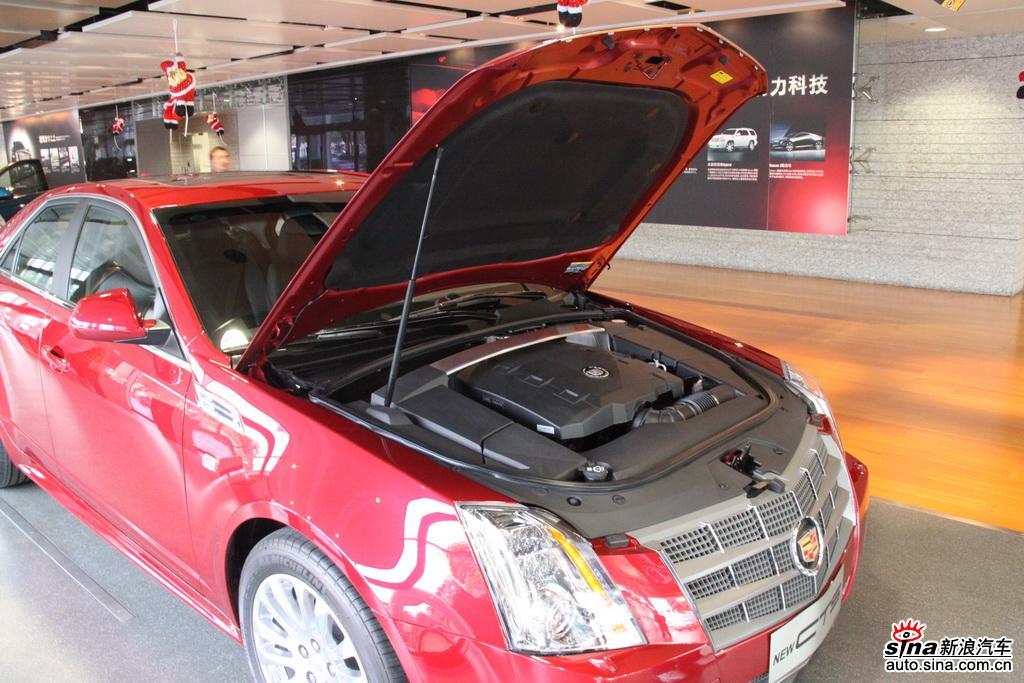 2010款凯迪拉克CTS 3.0豪华运动版其他